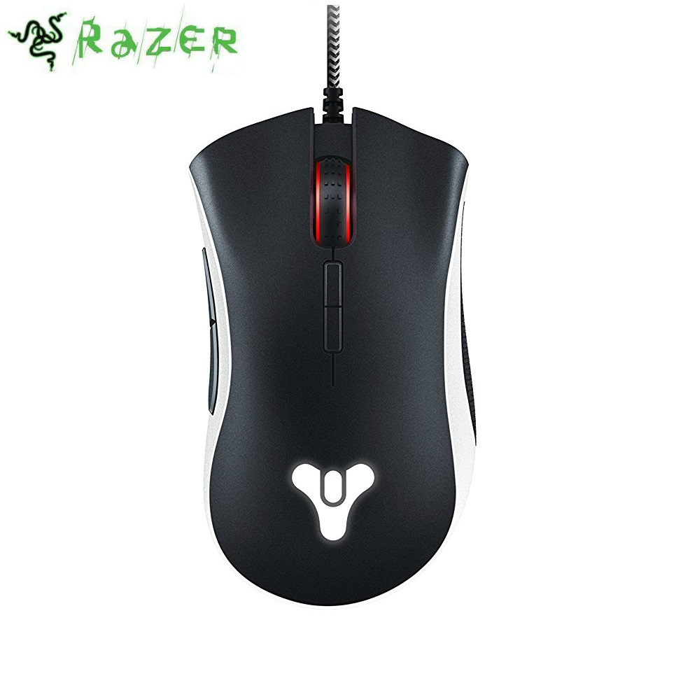 Razer DeathAdder Elite Destiny 2 Edition Gaming Mouse RGB 16000 DPI USB Kablolu PC Oyun